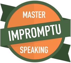 Master Impromptu Speaking